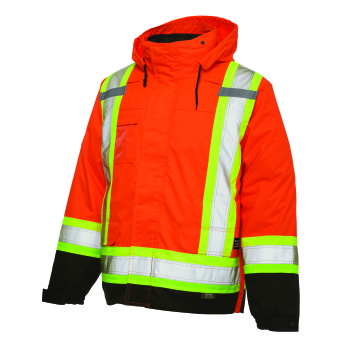 Hi Vis Work Jackets Action Apparel
