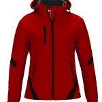 Typhoon Insulated Softshell detatchable hood- L03201 Canada Sportswear
