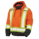 3 in 1 Safety Bomber Jacket - Work King - S413 - Richlu